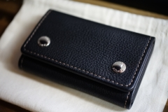 CARD CASE BLACK @RANGE