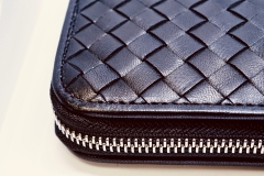 LONG WALLET BLACK MESH @RANGE