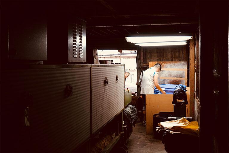 タンナー工場の写真02
